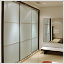How long does it take to fit sliding wardrobe doors?